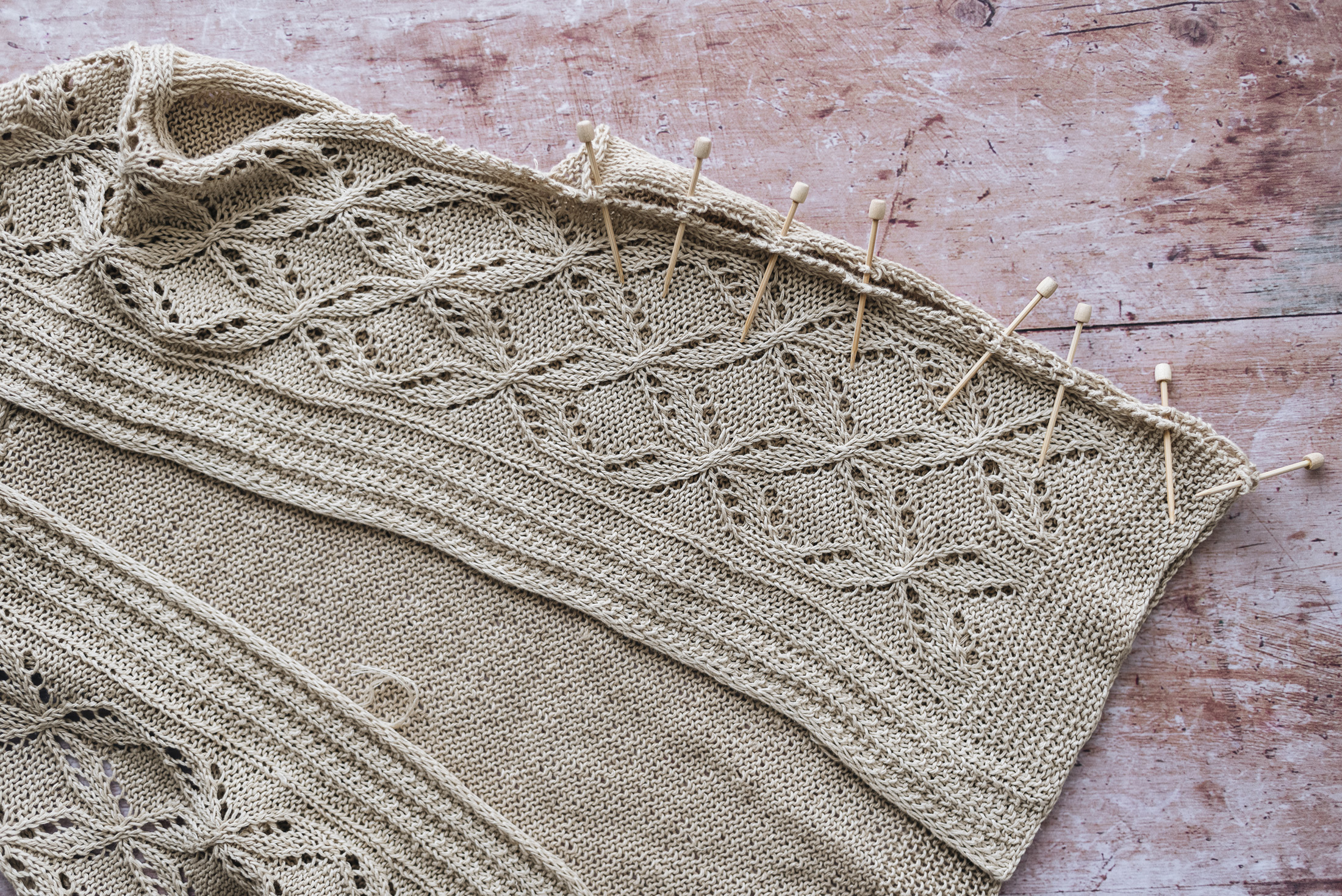 wip linen summer yarn knitting