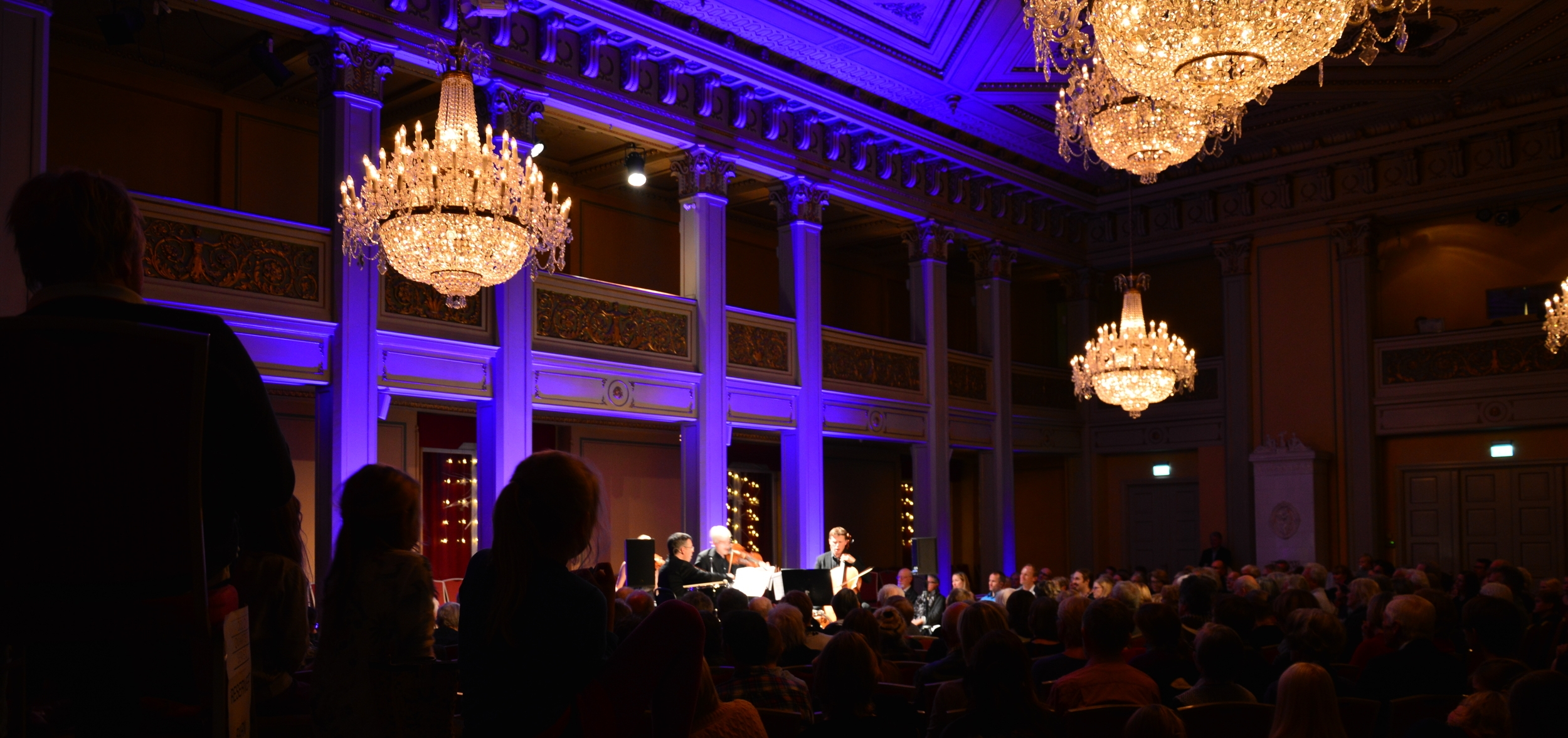 Foto: Kvartettserien