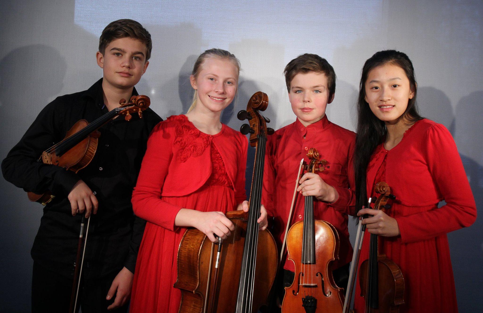 Rondokvartetten