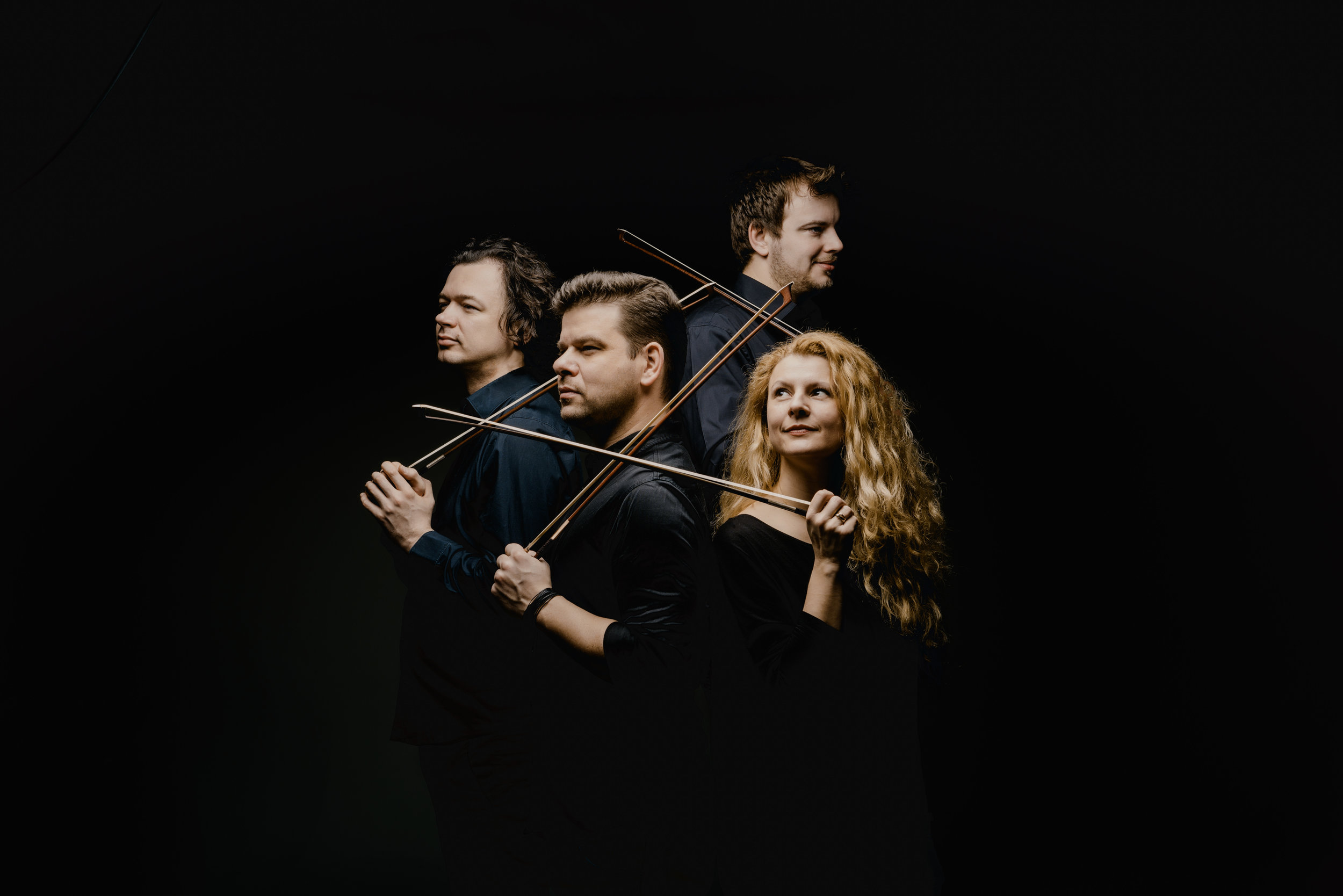 - Pavel Haas Quartet