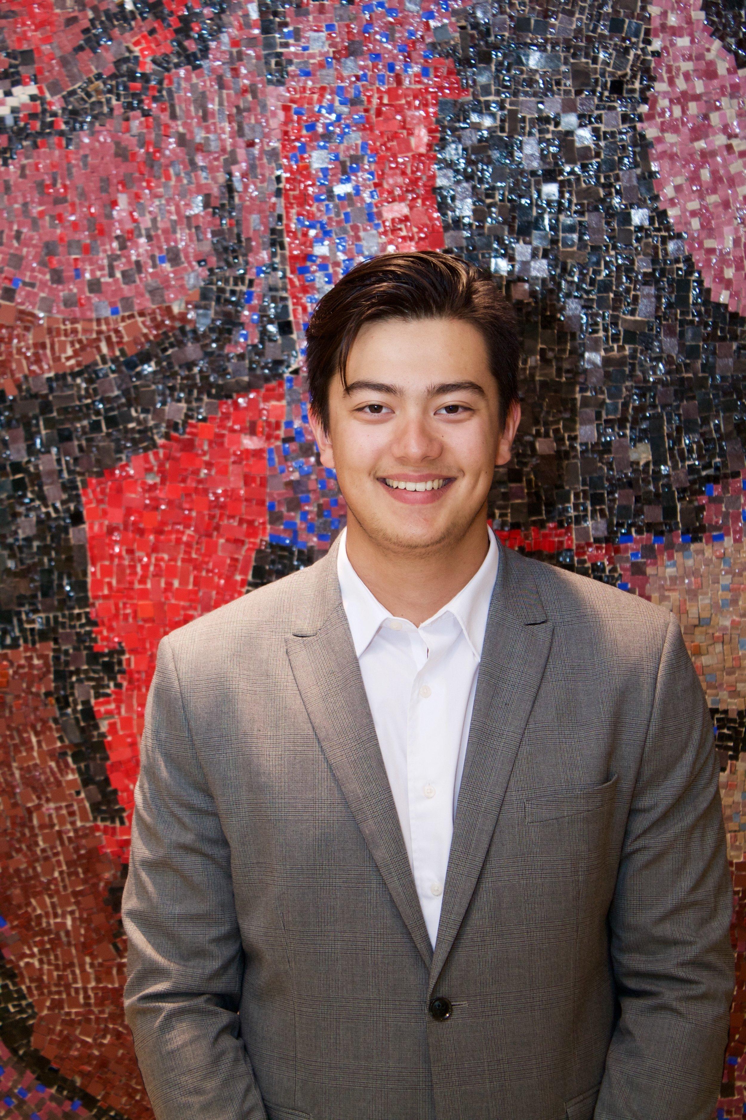 Brandon Law , VP, Corporate Relations 2015/16