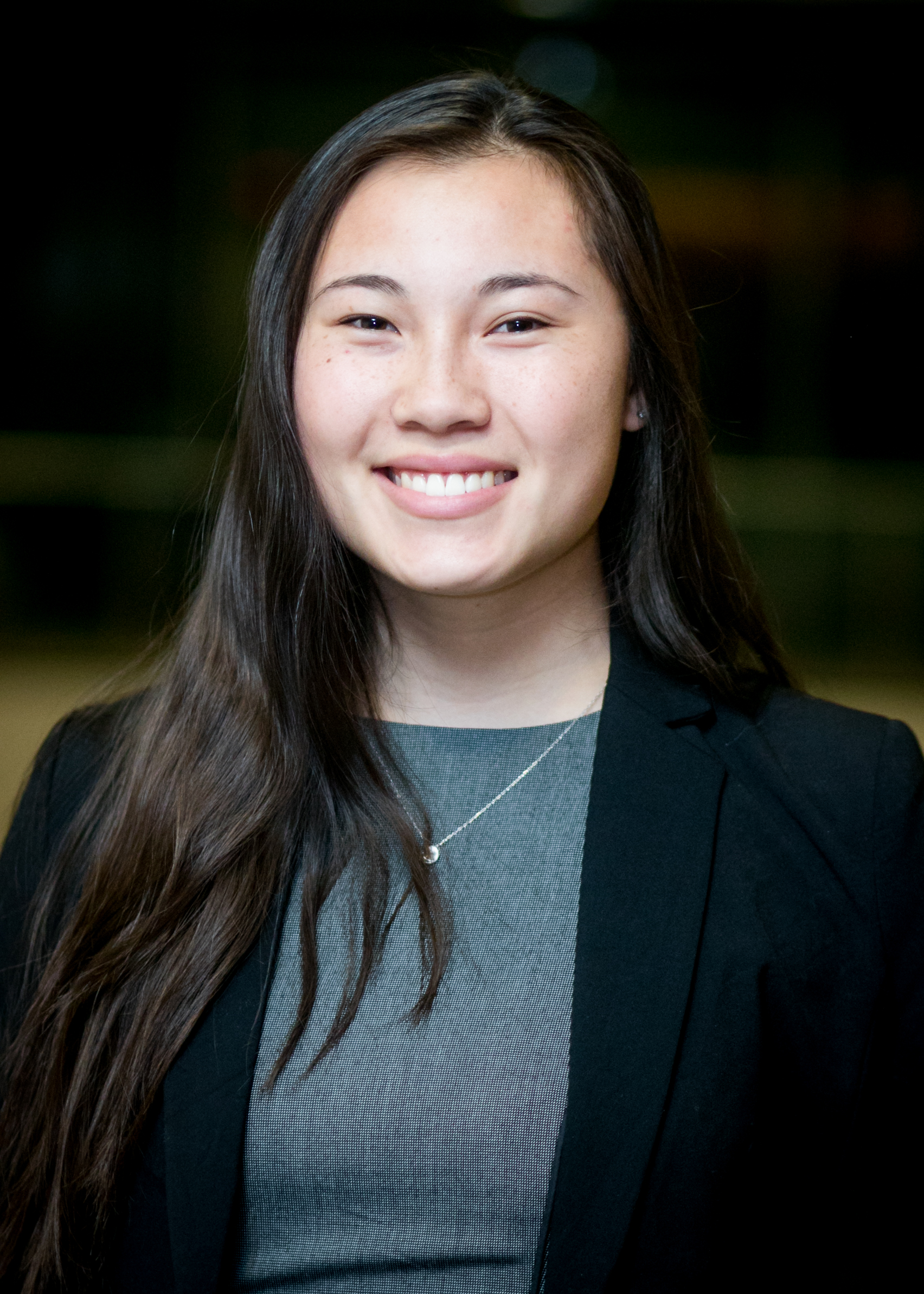 """VP OPERATIONS   Megan is a second-year International Business student minoring in Spanish and is excited to be the Vice President of Operations for the 2017-2018 academic year. Whether it is in sports or other academic activities, Megan has always enjoyed being involved in teams and is a natural leader and motivator. Her goal is to implement her knowledge and skills to aid delegates and other executive members and to ensure that they have another successful and enjoyable year. She believes that DECA is a very beneficial extracurricular that allows you to develop many important skills, not only in business but in any field. She is looking forward to working and learning with the Carleton DECA team.     """"Some people dream of success, while other people get up every morning and make it happen""""    -Wayne Huizenga"""