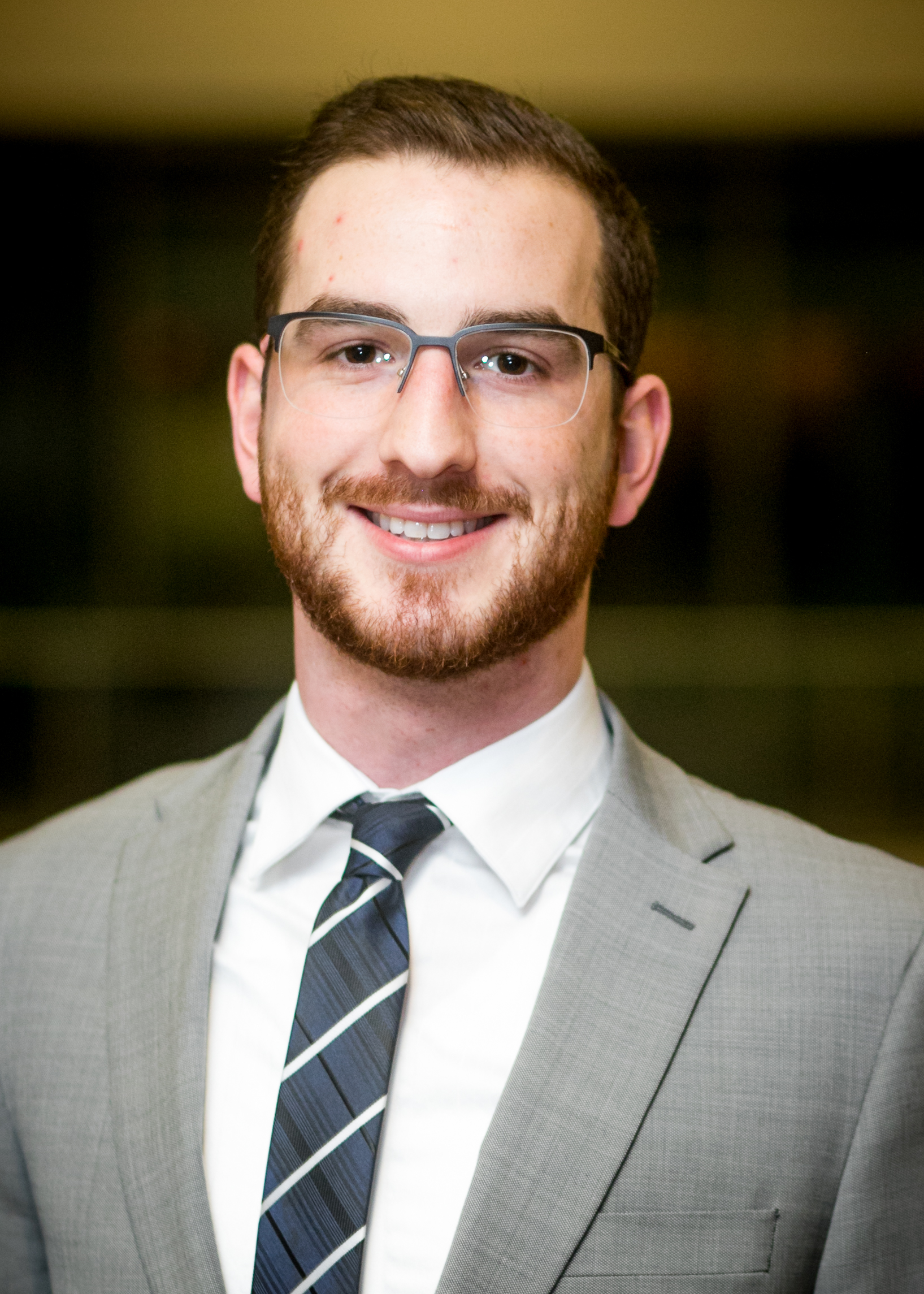 """VP CORPORATE RELATIONS   Chris is a fourth year Bachelor of Commerce student concentrating in accounting. This year he is excited to take on the role of Director of Corporate Relations. He is passionate about commerce and is determined to build a strong network within the business community to provide students with opportunities to strive in a professional environment. Chris believes that the impact we make and experiences we provide for students today will shape the quality of our professionals tomorrow.     """"Try not to become a man of success. Rather become a man of value."""" - Albert Einstein"""