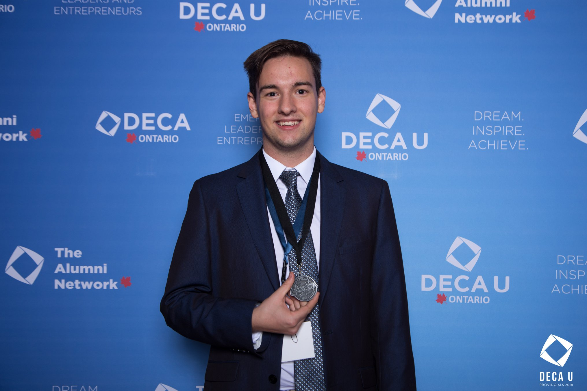 Dannick Giguère   3rd Place, Oral 1 Management Consulting