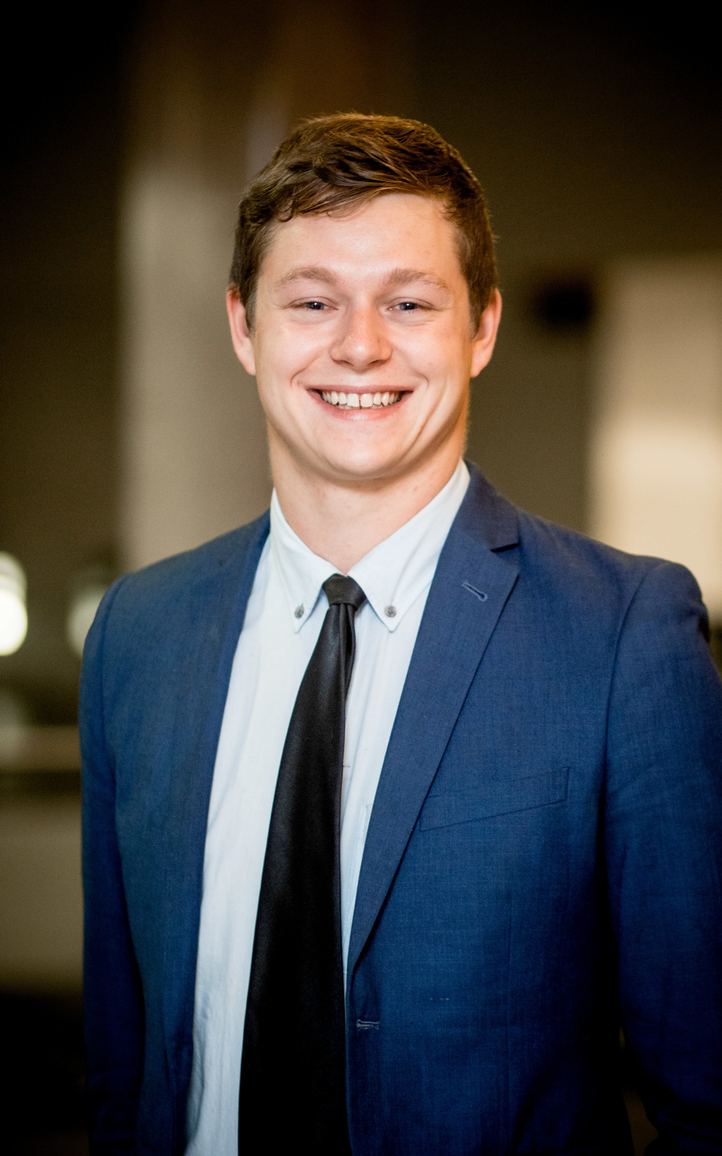 """VP FINANCE   Tom Whyte is a Fourth year Commerce student with a major in finance. He is passionate about self-development, constant forward progress, and assisting others to achieve their goals. After an exciting year on the Sprott DECA executive as Conference Co-Chair he will be returning as VP Finance.His goals for the year are to provide a transparent financial status and to ensure the club operates at maximum financial health.      """"Forget about the fast lane. If you really want to fly, just harness your power to your passion.""""    -Oprah Winfrey"""