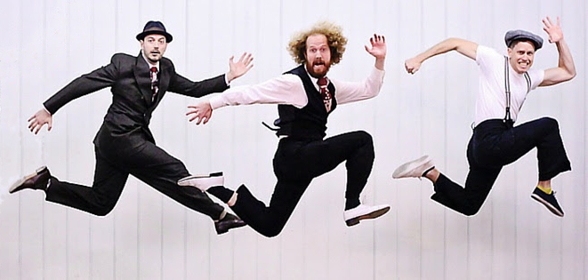 Our Leads jumping for joy about the new Corner Pocket Swing blog
