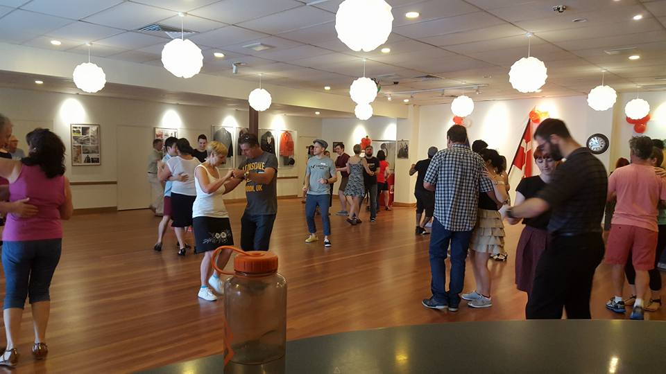 Lindy Hop and Balboa Classes in Brisbane.