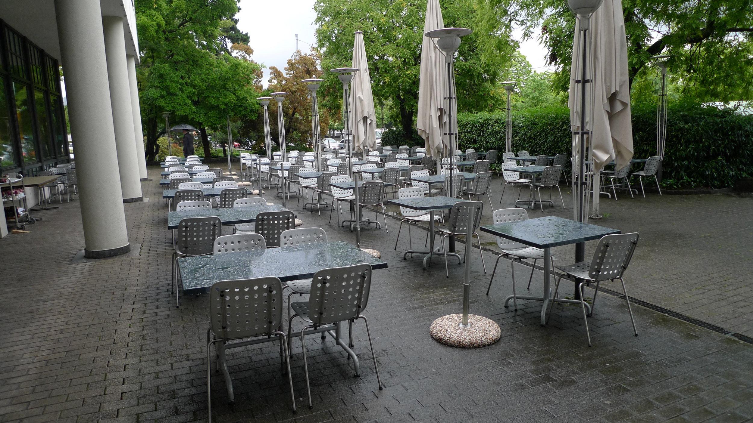 Intermezzo – Kongresshaus Zürich - Stuhl Coray