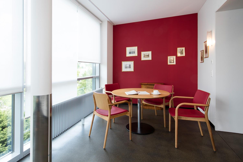 Alters- und Pflegeheim Notkeranium - Holzstuhl Viena