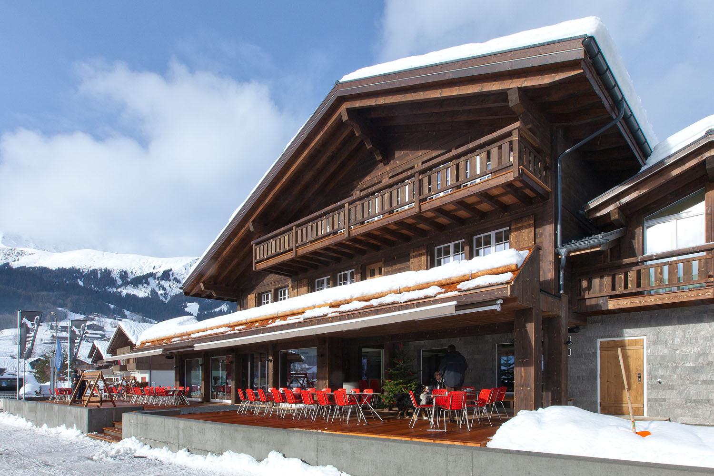 Restaurant Elk - Stuhl Coray