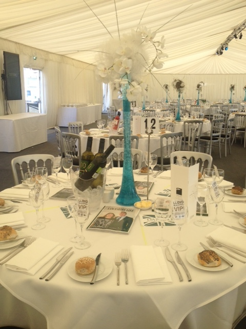 Twelve Event Management were delighted to be attending to the catering in VIP hospitality marquee at Lytham Festival offering high quality food and a warm Lancastrian welcome to all 800 a night visitors