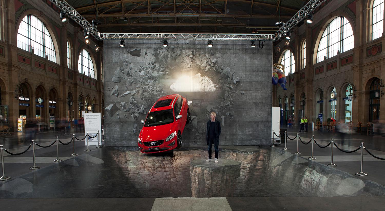 Volvo Art Sessions