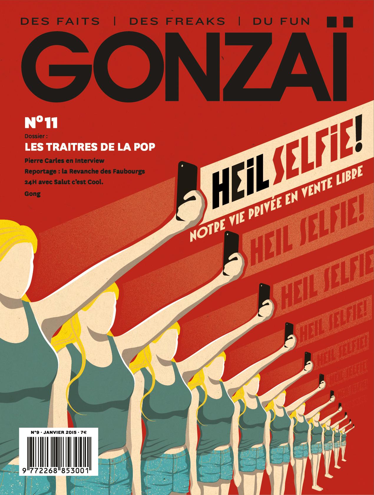 Gonzai 11 Cover