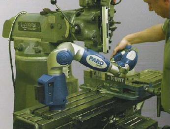 Faro arm - Platinum model