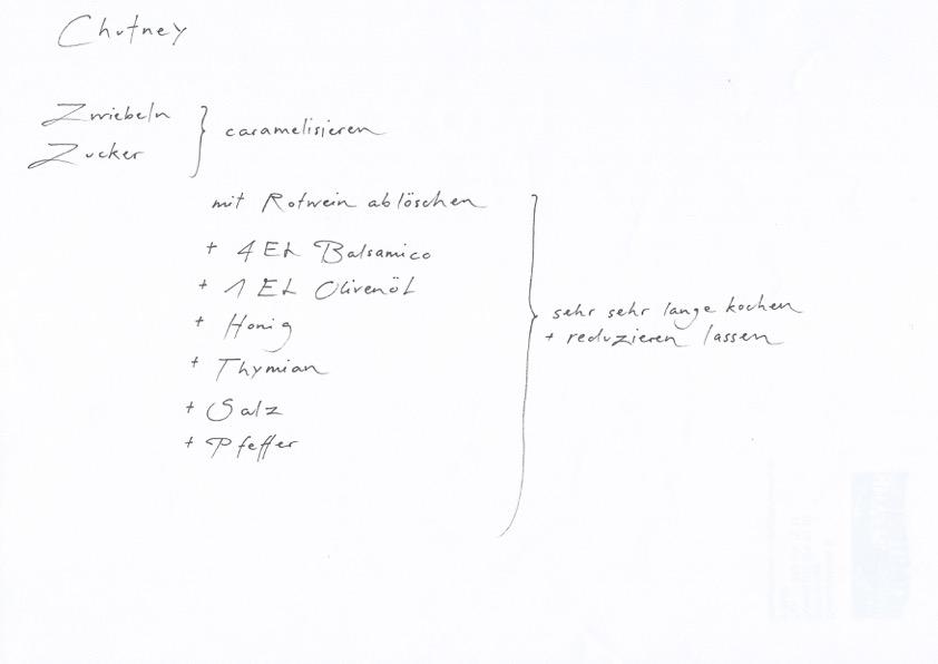 Zwiebeln, Zucker, Rotwein, Balsamico, Olivenöl, Honig, Thymian, Salz, Pfeffer  +  -> Brötli backen, mit Wasser bepinseln und geröstetem Sesam bestreuen  -> Zucchetti/Kürbis mit Olivenöl/Salz/Pfeffer und Rosmarin/Thymian im Ofen backen  -> Holz hacken, Feuer anzünden, Burger grillieren