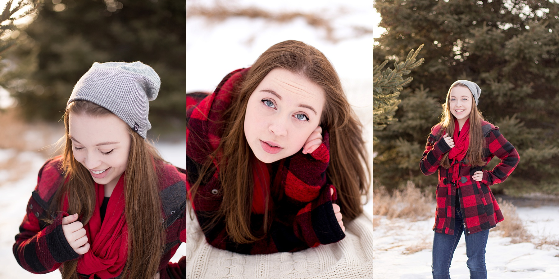 Wisconsin Winter Senior Session
