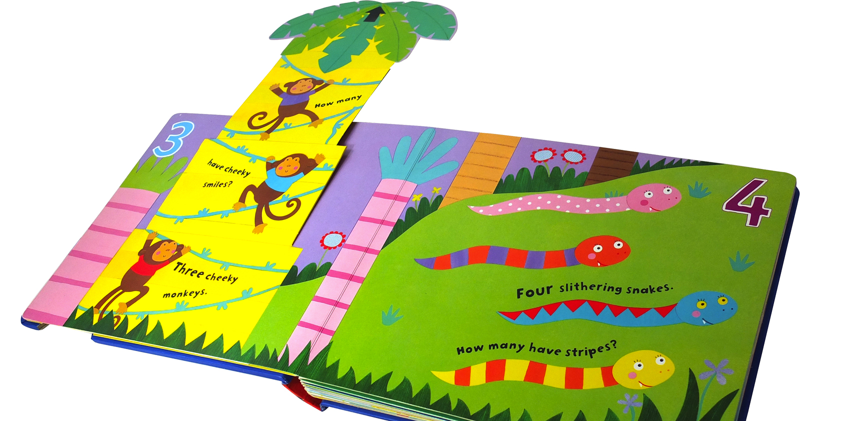 Ladybird Books Animal 123 Pop-Up