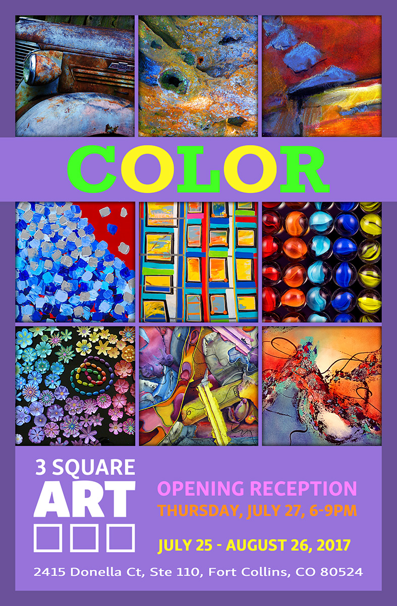 3 Square Art Gallery - Fort Collins, CODATES