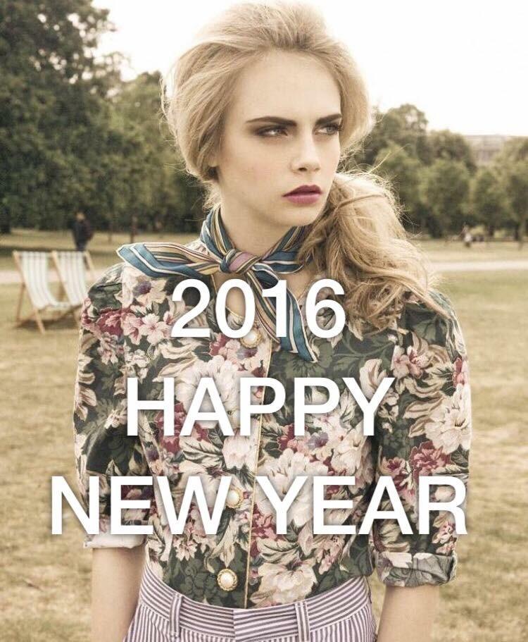 2016年 | Happy New Year | ベルパリ | boutique Bell Paris |  田市