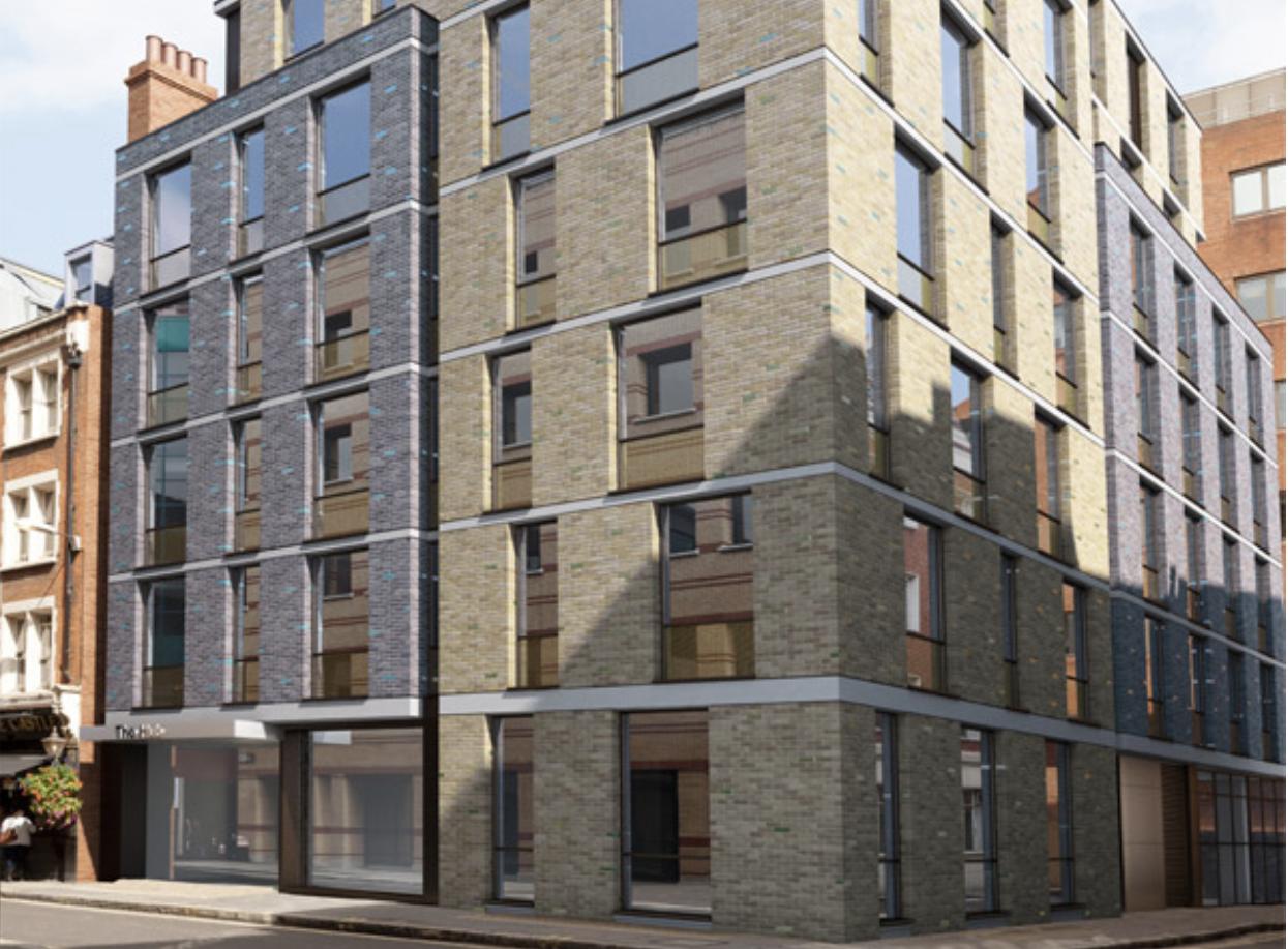 Furnival Street - London, UKMaterialsEtalbond A2 AluminiumSecret Fix Sika Support SystemU-value Assessment