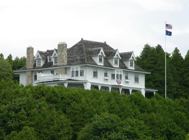 GOVERNOR'S SUMMER RESIDENCE