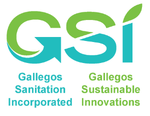 Gallegos Sanitation logo