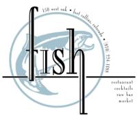 Fish Restaurant & Market logo