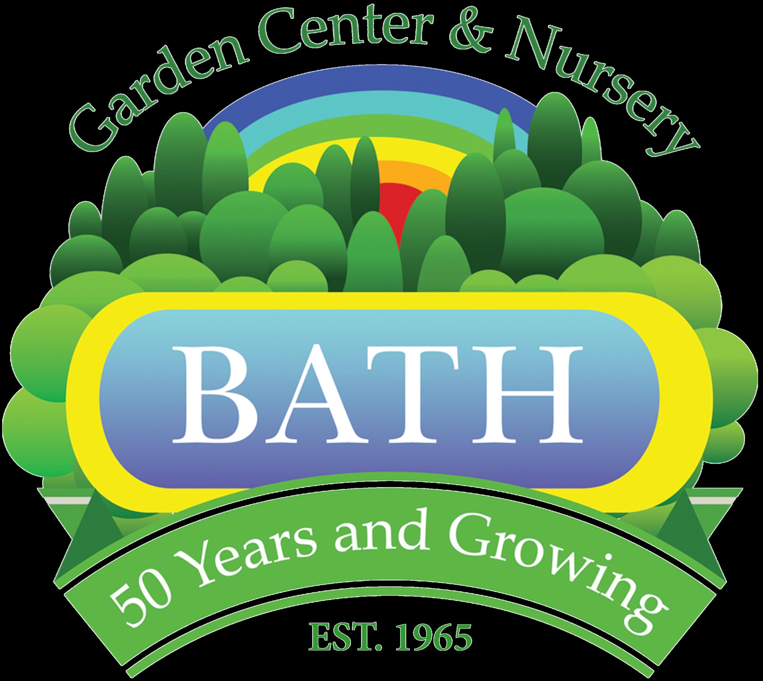 Bath Garden & Nursery Center logo