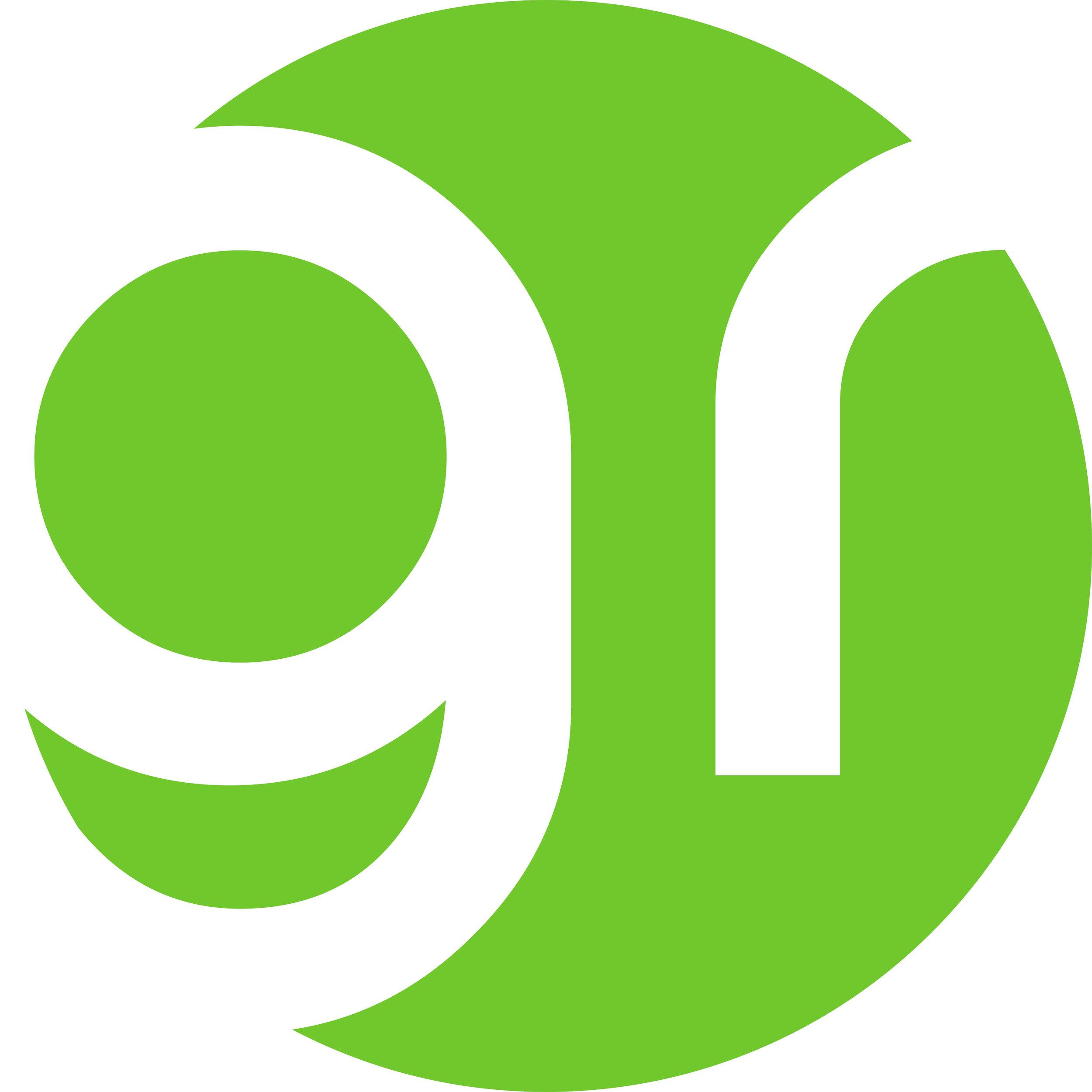 Green Ride logo