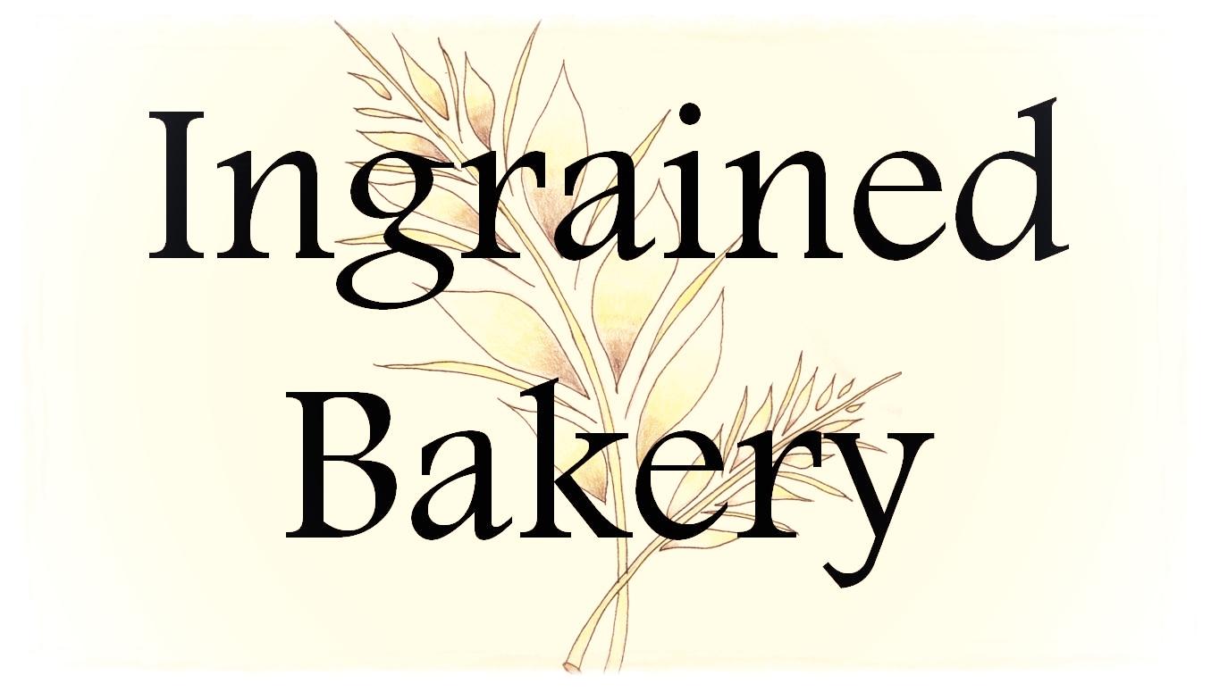 Ingrained Bakery logo