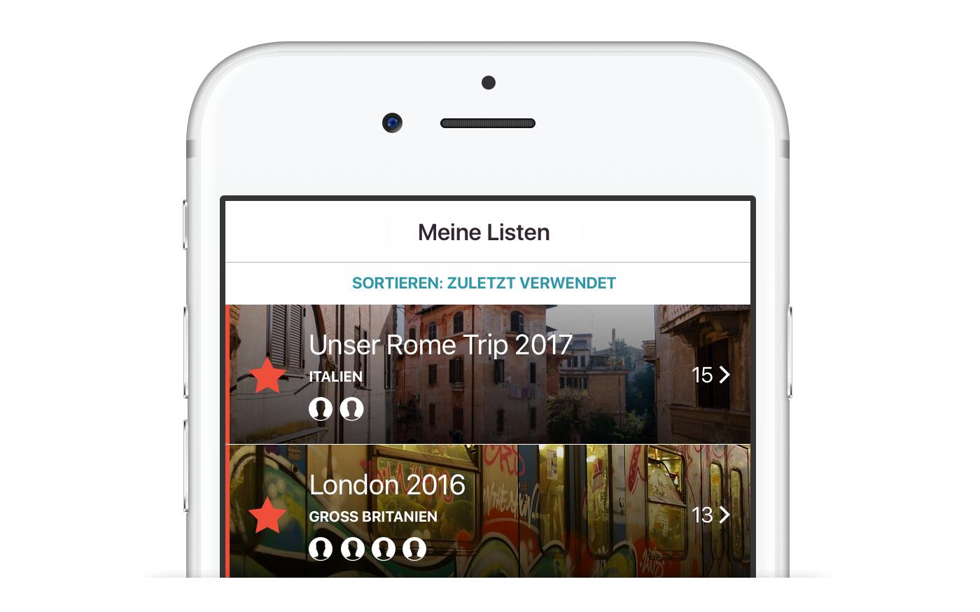 citymaps2go-gemeinsame-listen
