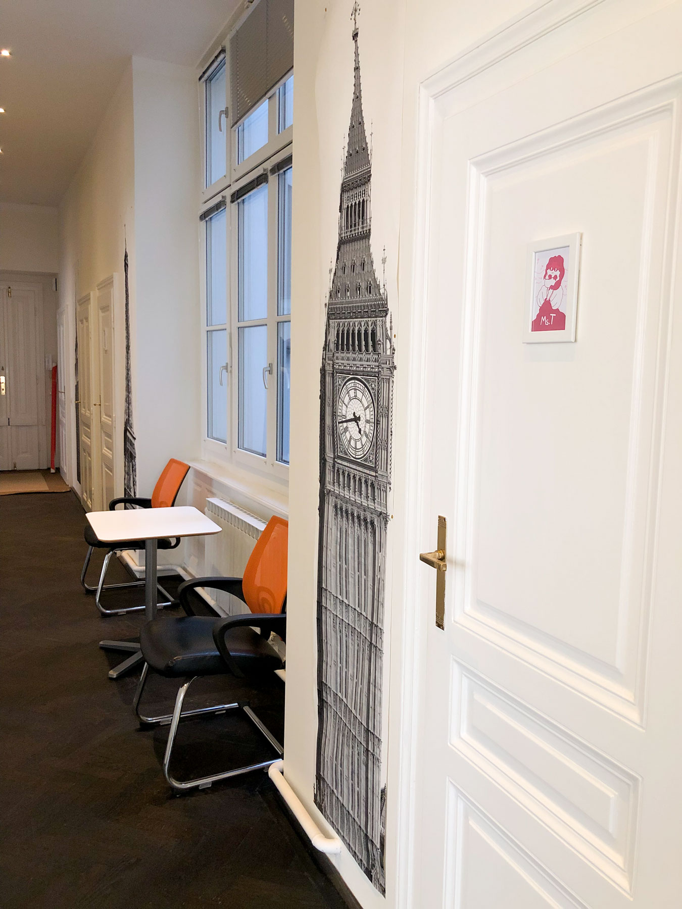 Big Ben Ulmon Office