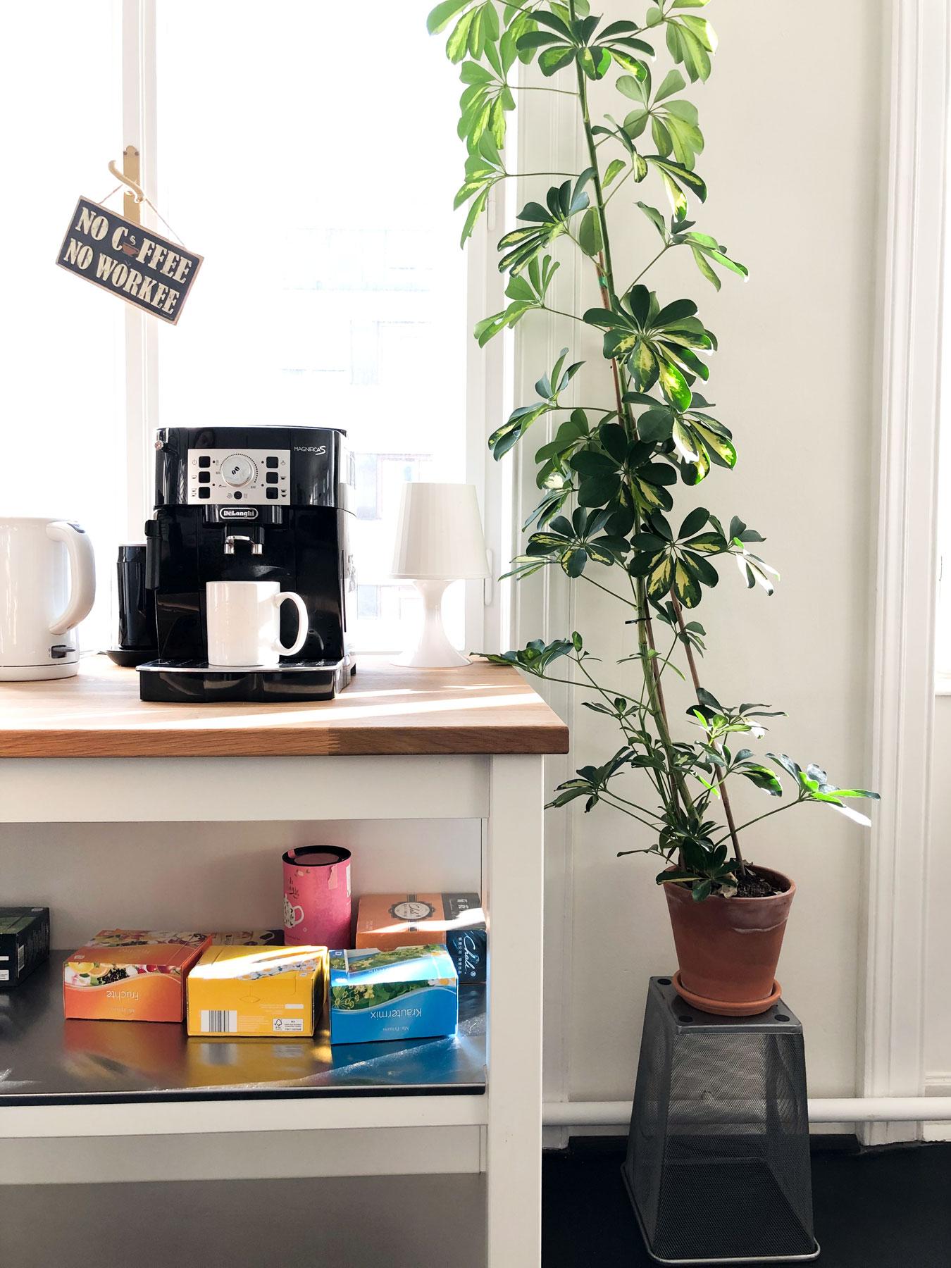 Coffee Refill Ulmon Office