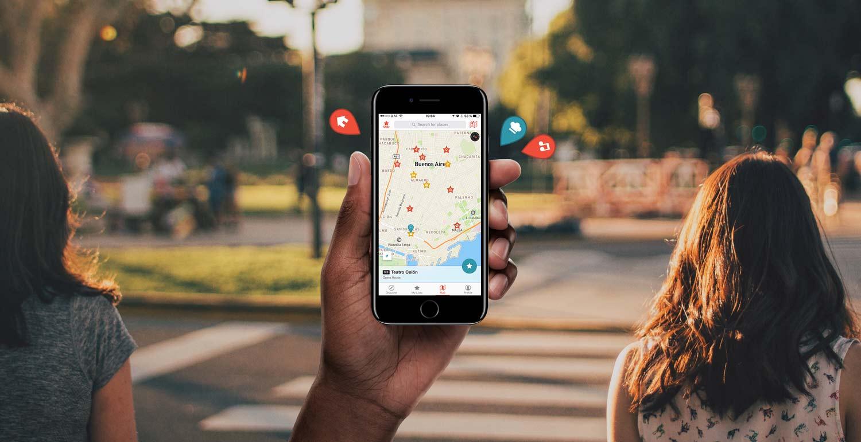 Ulmon - Apps for Travelers: CityMaps2Go & TicketLens on