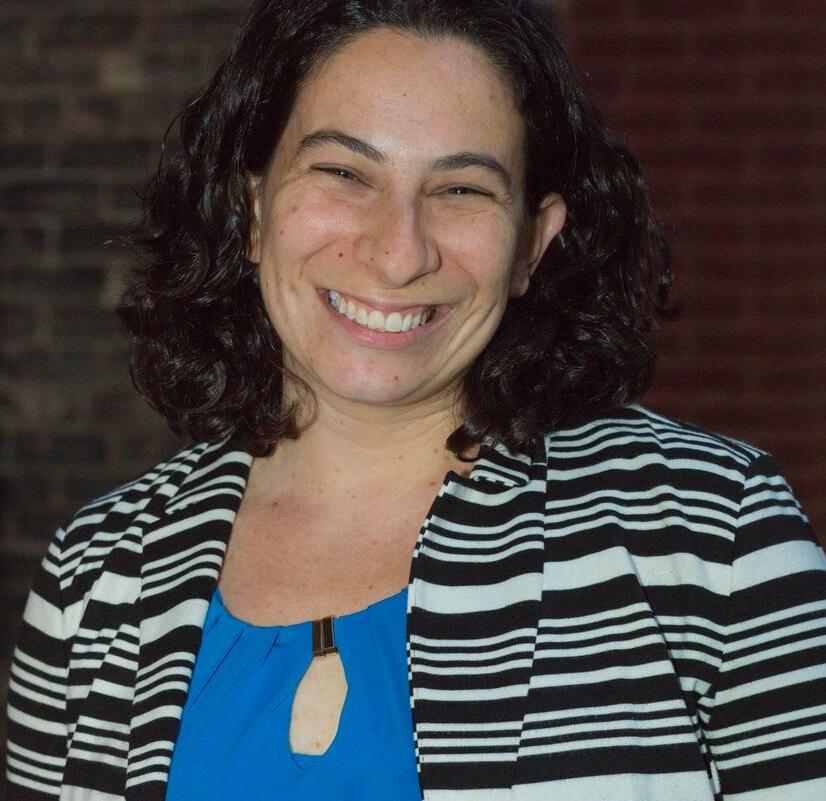 Megan   Base Rabbi, Lincoln Park