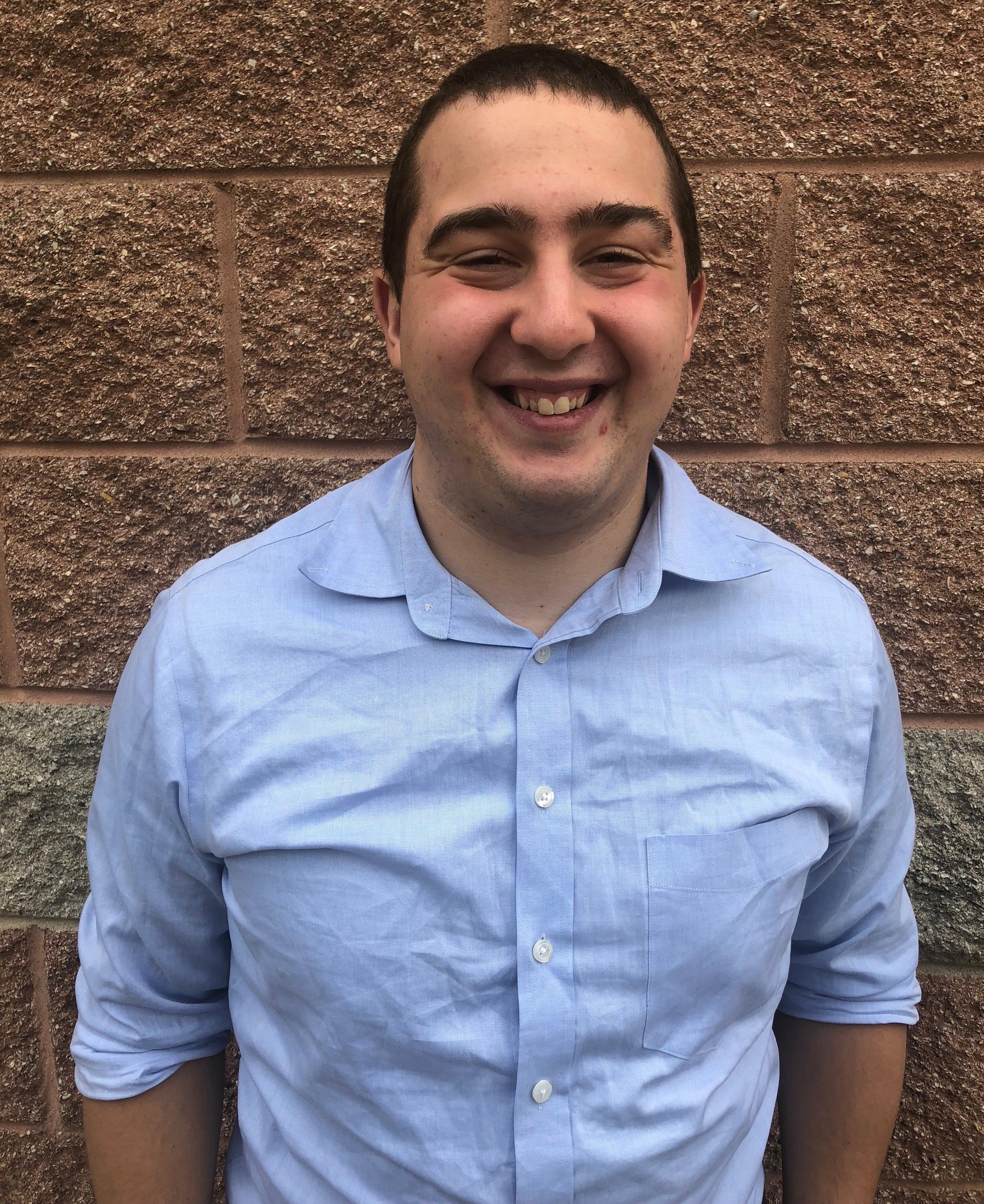 Andrew     Jewish Life Associate