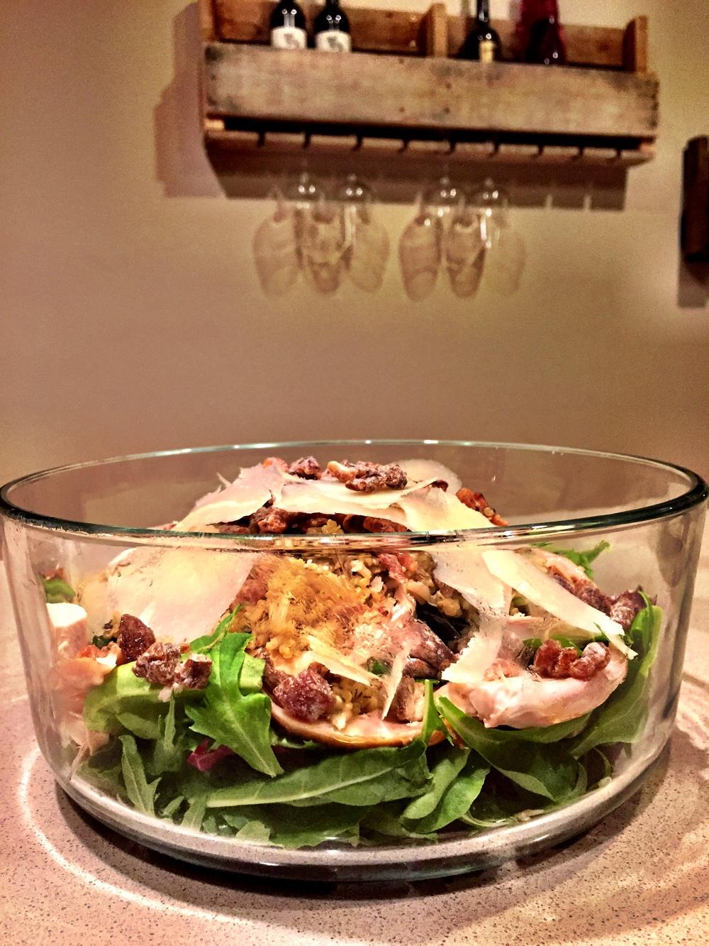 dd Sunday Night Salad