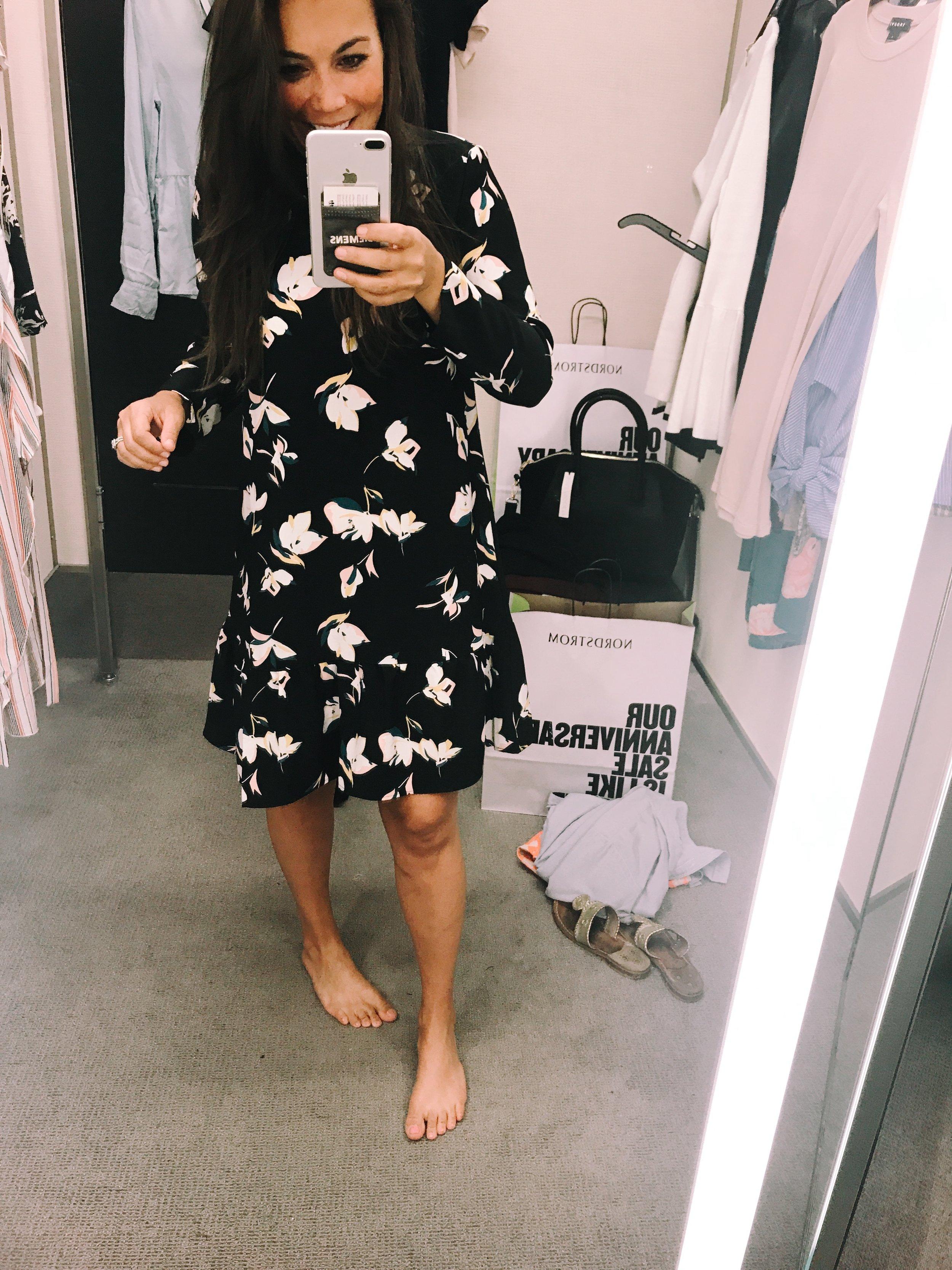 Floral Dress  $65.90
