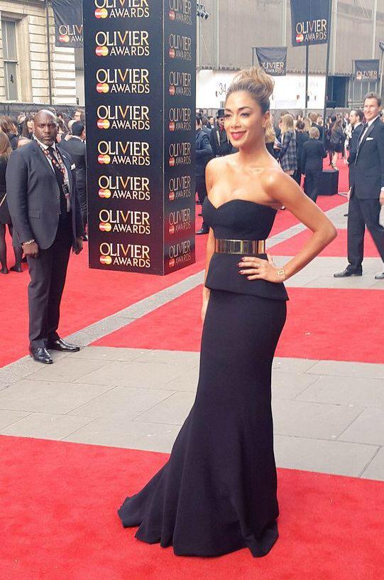 Olivier Awards Nicole Scherzinger