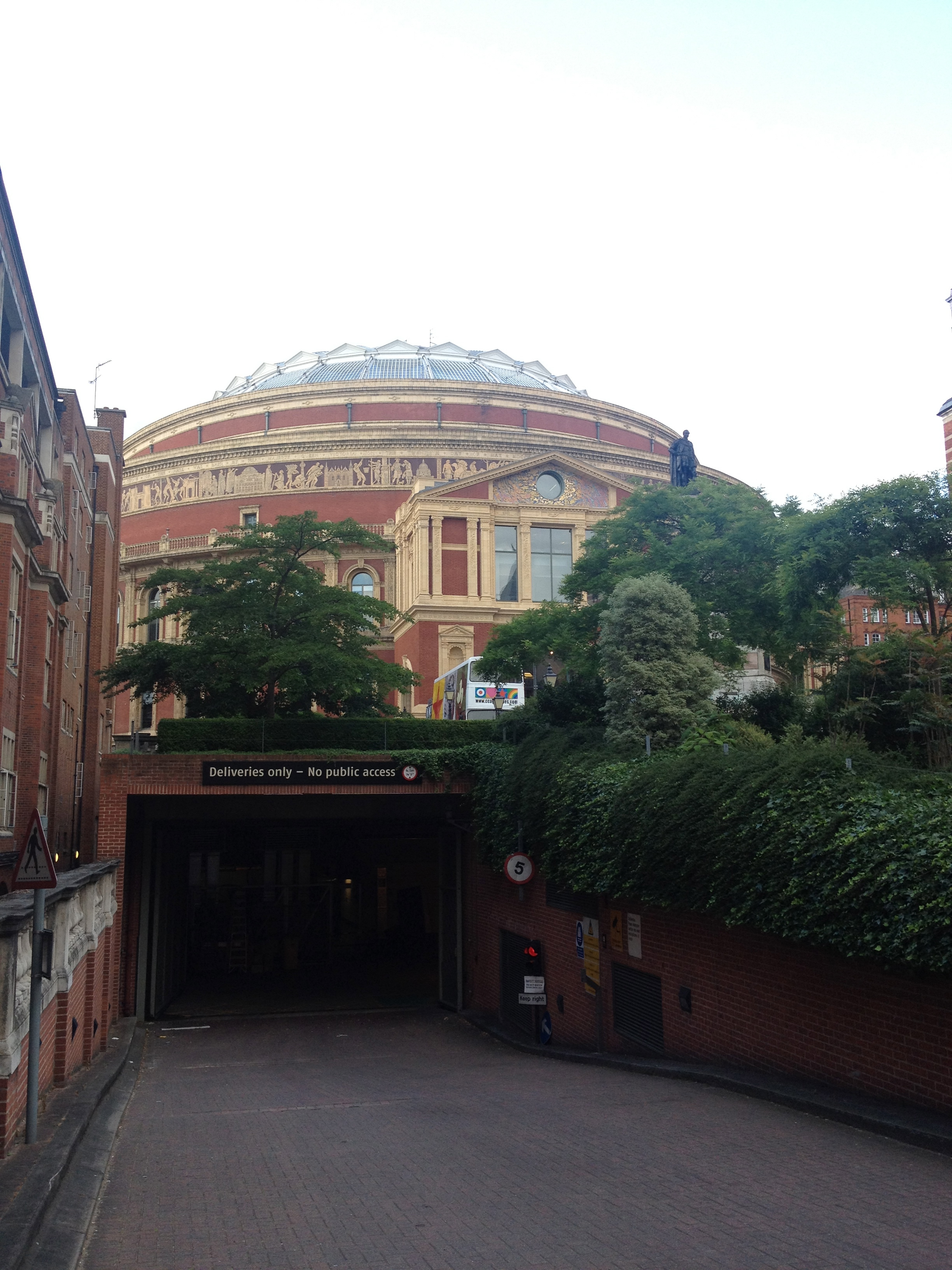 Royal Albert Hall Event