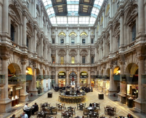 Royal Exchange Events