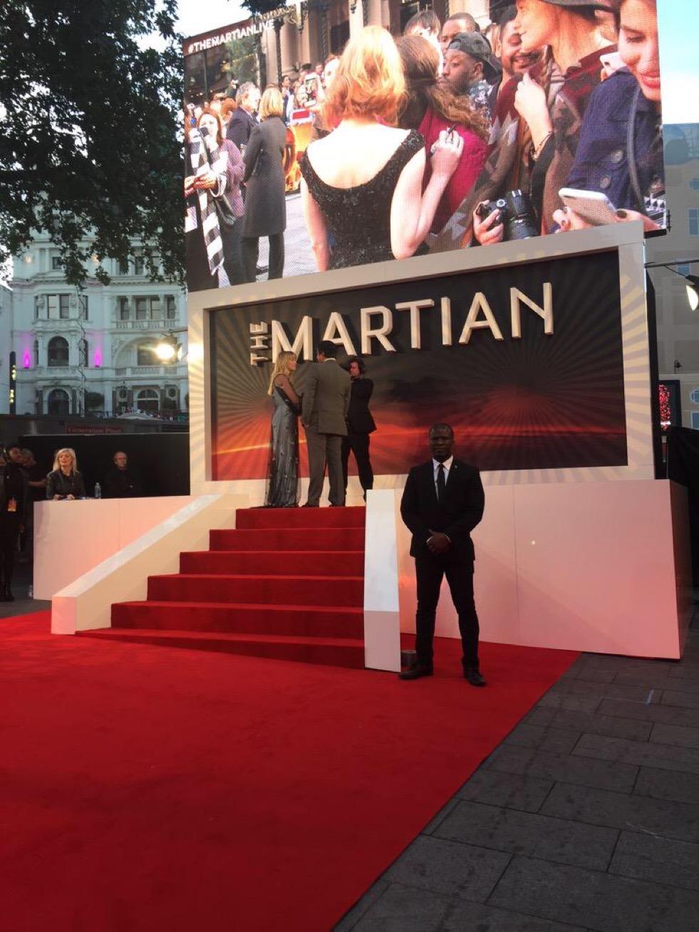 Martian Premier