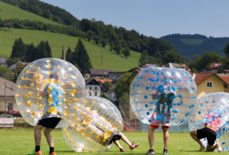 Bubble Soccer in Oberösterreich