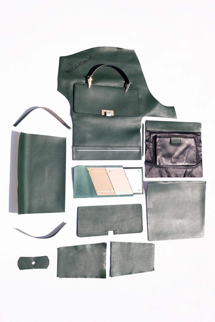 Anatomy of a Bag - Balenciaga - CR Fashion Book