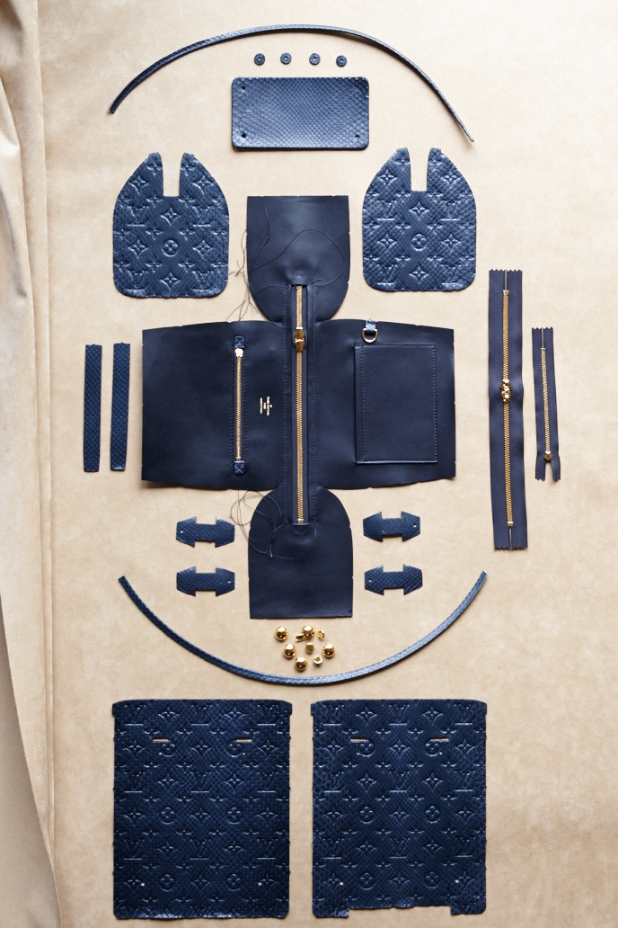 Anatomy of a Bag - Louis Vuitton - CR Fashion Book