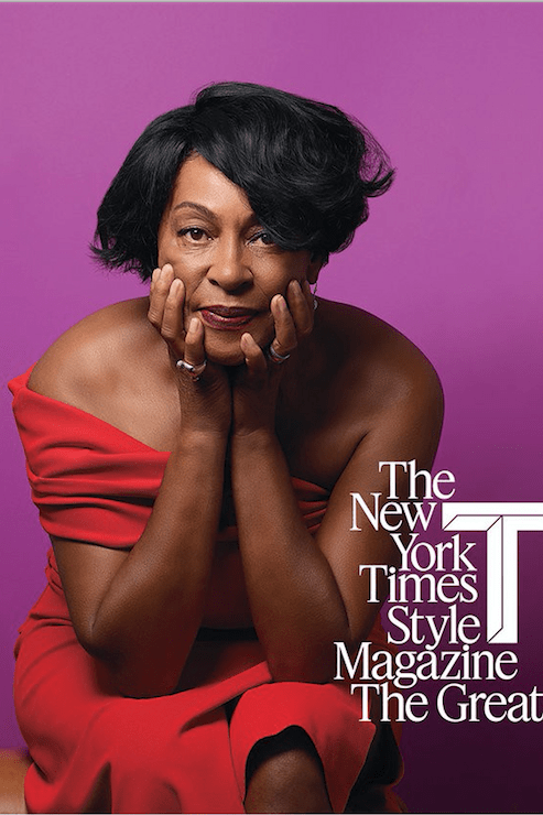 CARRIE MAE WEEMS | T The New York Times Style Magazine -