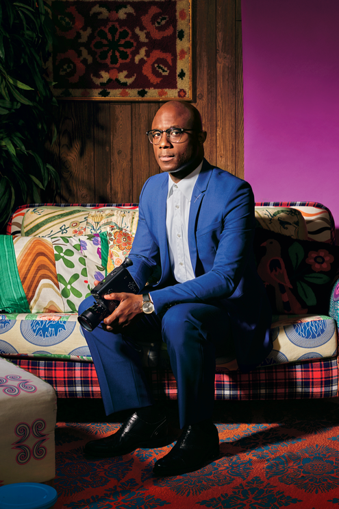 BARRY JENKINS | New York Times Magazine -