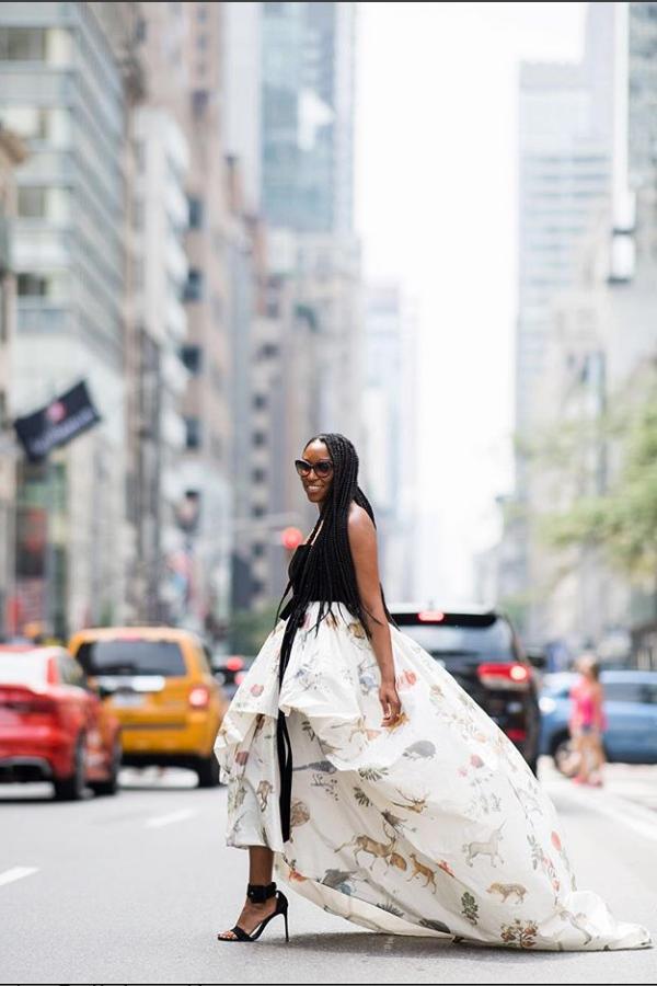 Saks Fifth Avenue x Oscar de la Renta -