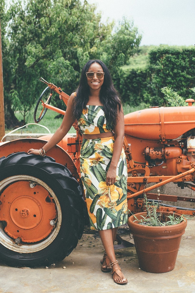 Bermuda Farm to Table - Conde Nast Traveler