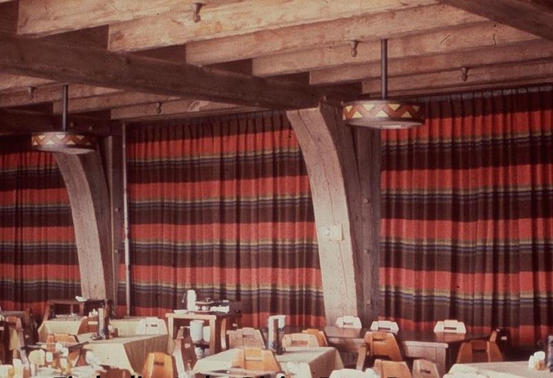 Timberline Lodge Drapery